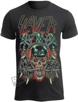 koszulka SLAYER - PREY WITH BACKGROUND
