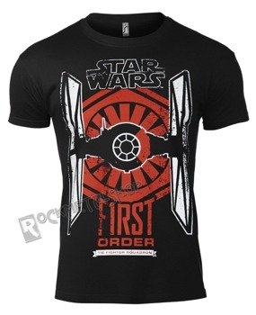 koszulka STAR WARS - FIRST ORDER DISTRESSED