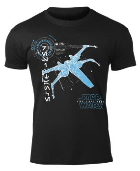 koszulka STAR WARS VIII - THE LAST JEDI S-X-378 X-Wing