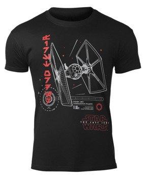 koszulka STAR WARS VIII - THE LAST JEDI T-0926 Tie Fighter