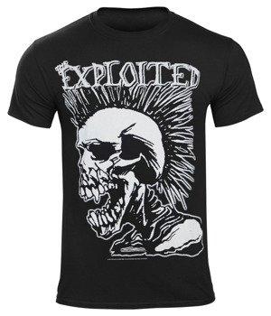koszulka THE EXPLOITED - MOHICAN SKULL
