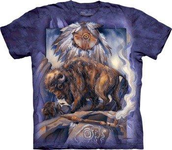 koszulka THE MOUNTAIN - AGAINST ALL ODDS, barwiona