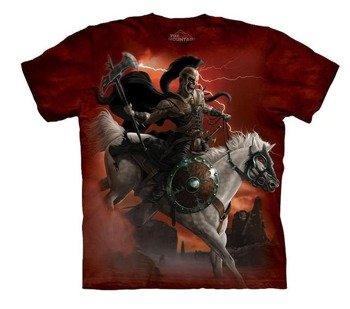 koszulka THE MOUNTAIN - DARK RIDER, barwiona