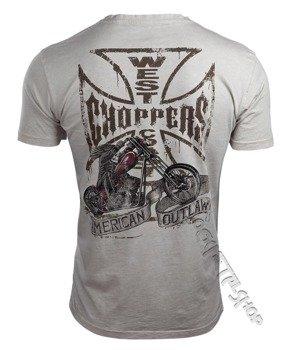 koszulka WEST COAST CHOPPERS - CHOPPER DOG vintage