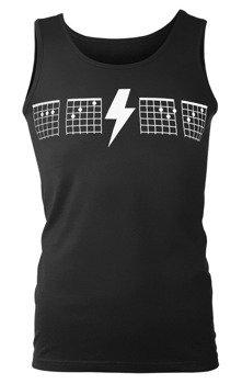 koszulka na ramiączkach AC/DC - GUITAR CHORDS