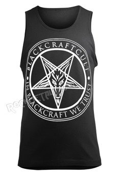 koszulka na ramiączkach BLACK CRAFT - BELIEVE IN YOURSELF