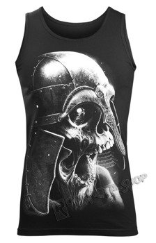 koszulka na ramiączkach VICTORY OR VALHALLA - VIKING SKULL