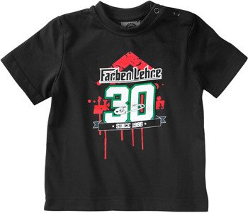 koszulka niemowlęca FARBEN LEHRE - FL 30 AGRAFKA