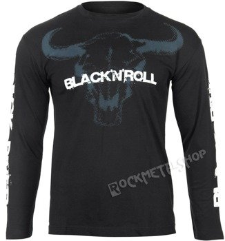 longsleeve BLACK RIVER - BLACK'N'ROLL