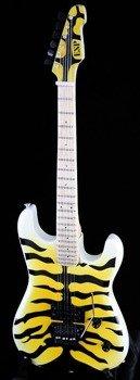 miniaturka gitary DOKKEN - GEORGE LYNCH: ESP M1 TIGER
