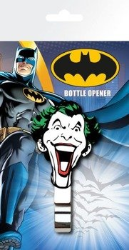 otwieracz do butelek BATMAN - COMIC JOKER FACE