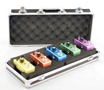 """pedalboard / walizka na efekty """"nano"""" U-ONE LC-100"""