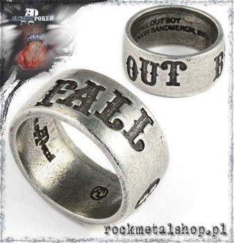 pierścień FALL OUT BOY - LOGO