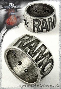 pierścień RAMONES - BAND