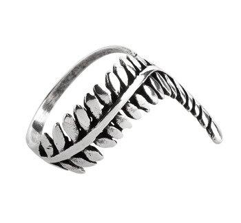 pierścionek FLOWER, srebro 925