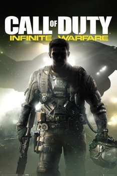 plakat CALL OF DUTY INFINITE WARFARE - KEY ART