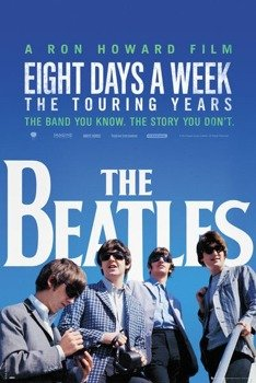 plakat THE BEATLES - MOVIE