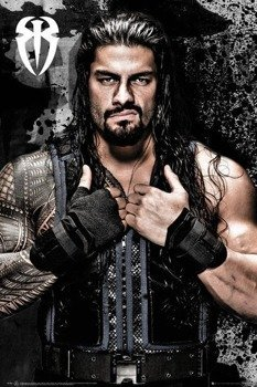 plakat WWE - ROMAN REIGNS