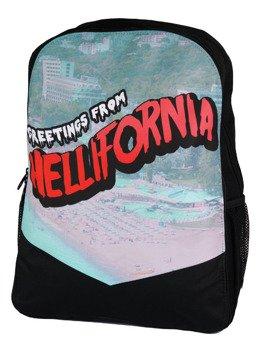 plecak DARKSIDE - HELLIFORNIA