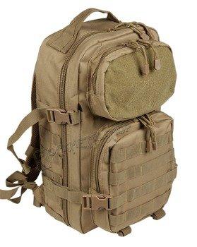 plecak taktyczny US COOPER PATCH CAMEL, 25 litrów