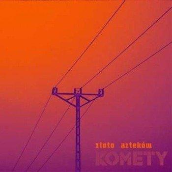 płyta CD: KOMETY - ZŁOTO ASTEKÓW (live)