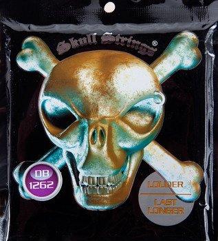 struny do gitary elektrycznej Skull Strings DROP-B Line /012-062/