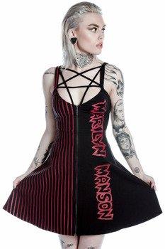 sukienka KILL STAR -  MARILYN MANSON, CRYPTORCHID