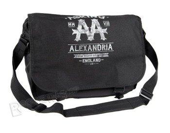torba na ramię ASKING ALEXANDRIA - BLACK LABEL