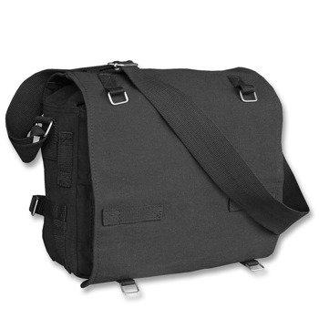 torba na ramię BW PACKTASCHE czarna