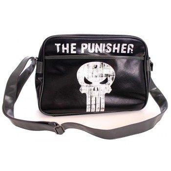 torba na ramię THE PUNISHER - LOGO BLACK