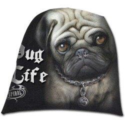 czapka PUG LIFE