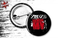 kapsel ZMAZA - TO NIE MY czarny