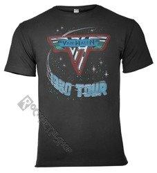 koszulka VAN HALEN - 1980 TOUR