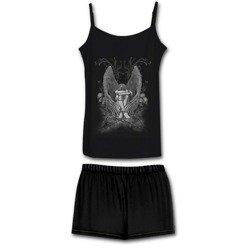 piżama SPIRAL - ENSLAVED ANGEL zestaw 4-częściowy