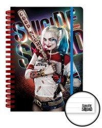zeszyt SUICIDE SQUAD - HARLEY QUINN GOOD NIGHT