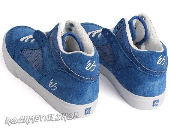 buty ES - ERVING (BLUE/WHITE)