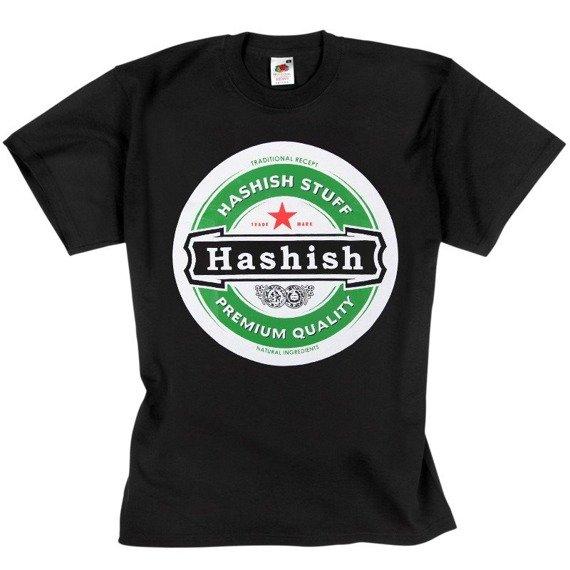 koszulka HASHISH STUFF - PREMIUM QUALITY