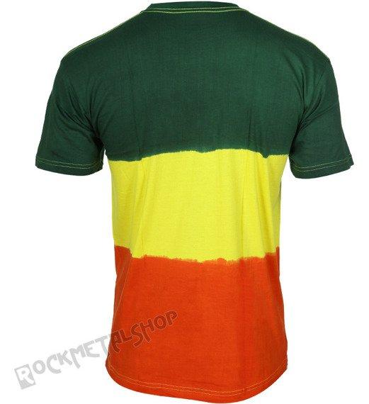koszulka barwiona RASTA