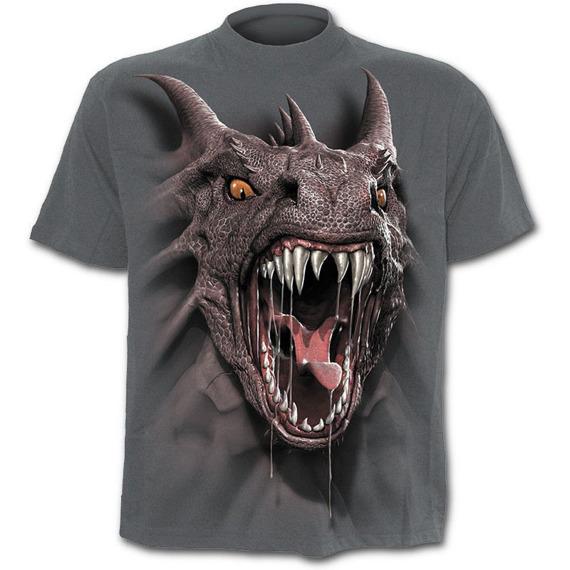koszulka dziecięca SPIRAL - ROAR OF THE DRAGON