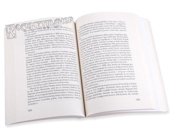 książka RED HOT CHILI PEPPERS - KALIFORNIZACJA