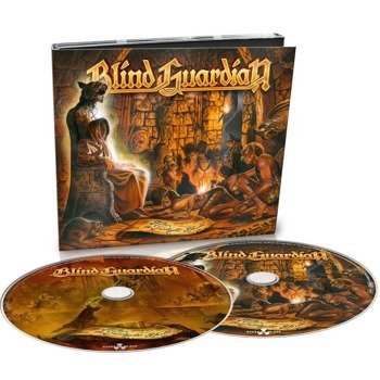 BLIND GUARDIAN: TALES FROM THE TWILIGHT WORLD (2CD) REMIXED REMASTERED