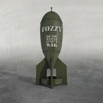 FOZZY: DO YOU WANNA START A WAR (CD) LIMITED