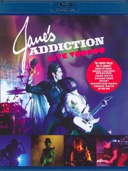 JANE'S ADDICTION: LIVE WOODOO (BLU-RAY)