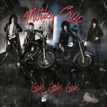 MOTLEY CRUE: GIRLS GIRLS GIRLS (CD)