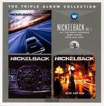 NICKELBACK: TRIPLE ALBUM COLLECTION (3CD)