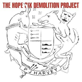 P.J. HARVEY: THE HOPE SIX DEMOLITION PROJECT (CD)