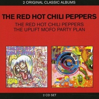 RED HOT CHILI PEPPERS: RED HOT CHILI PEPPERS / THE UPLIFT MOFO PARTY PLAN (2CD)