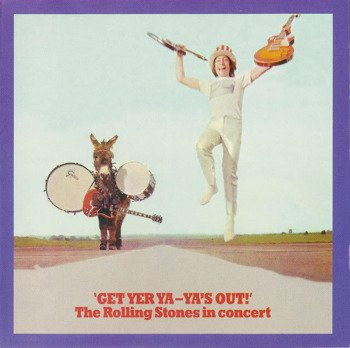 ROLLING STONES: GET YER YA YAS OUT (CD) REMASTER
