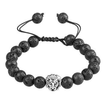 bransoleta LION BLACK