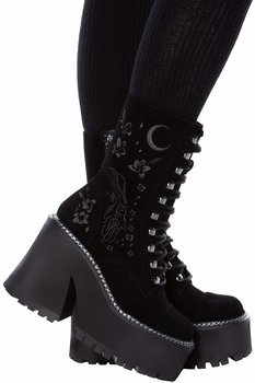 buty damskie na platformie KILLSTAR - LUCI-FAIRY